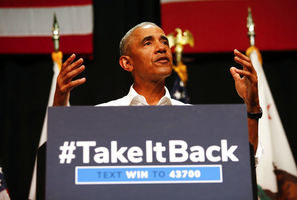 Obama's campaigning breaks important norms | Post and Courier