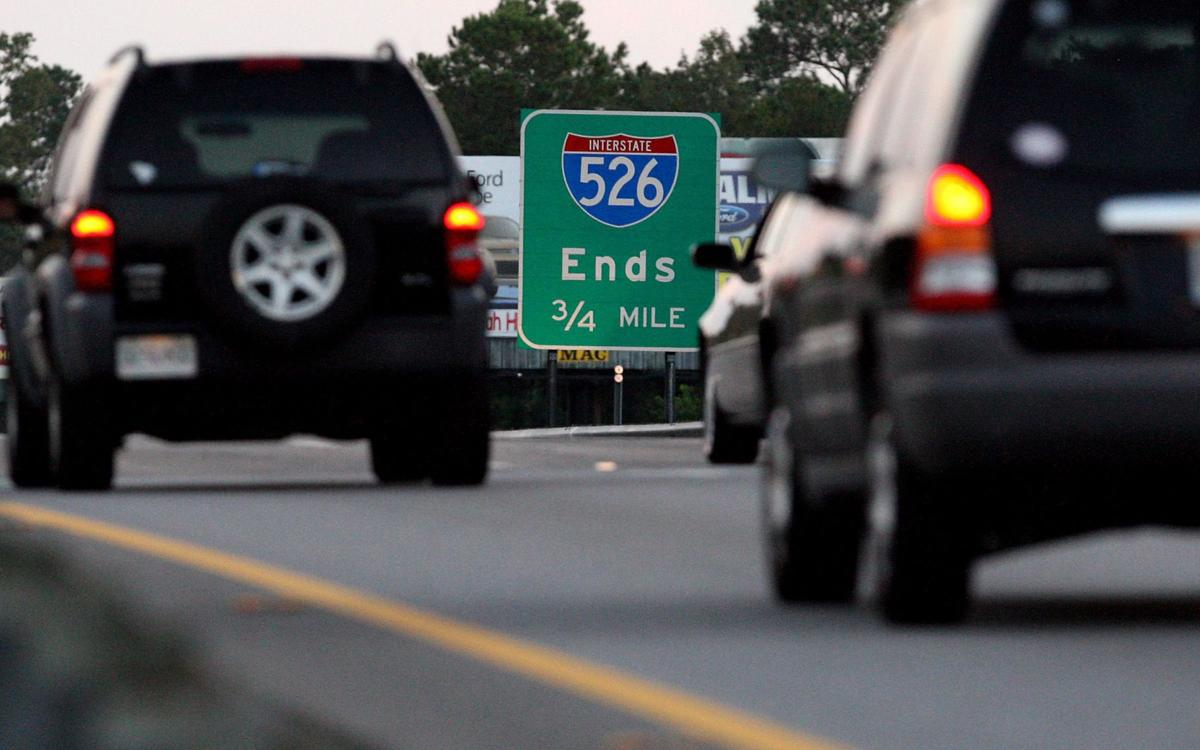 Officials say stalemate puts I-526 completion in jeopardy
