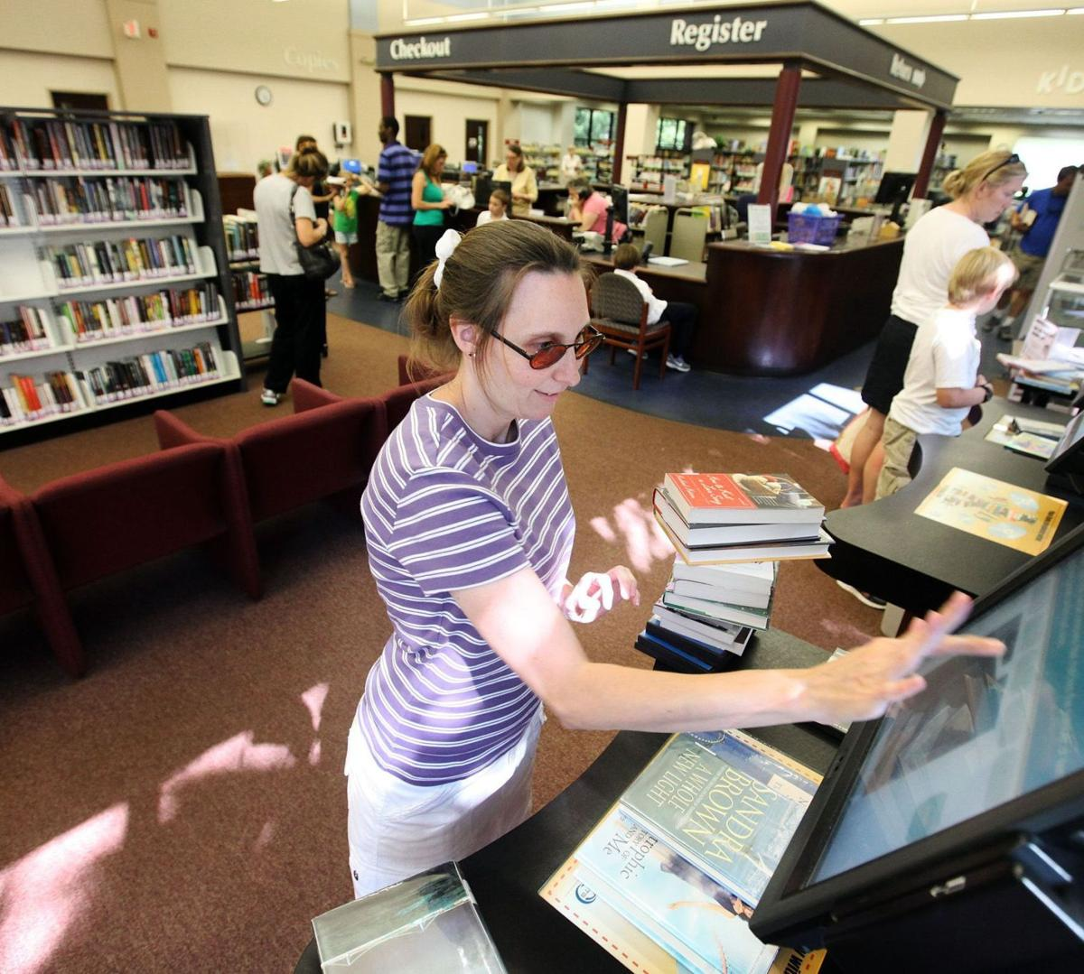Charleston County residents love their libraries, but buildings need work