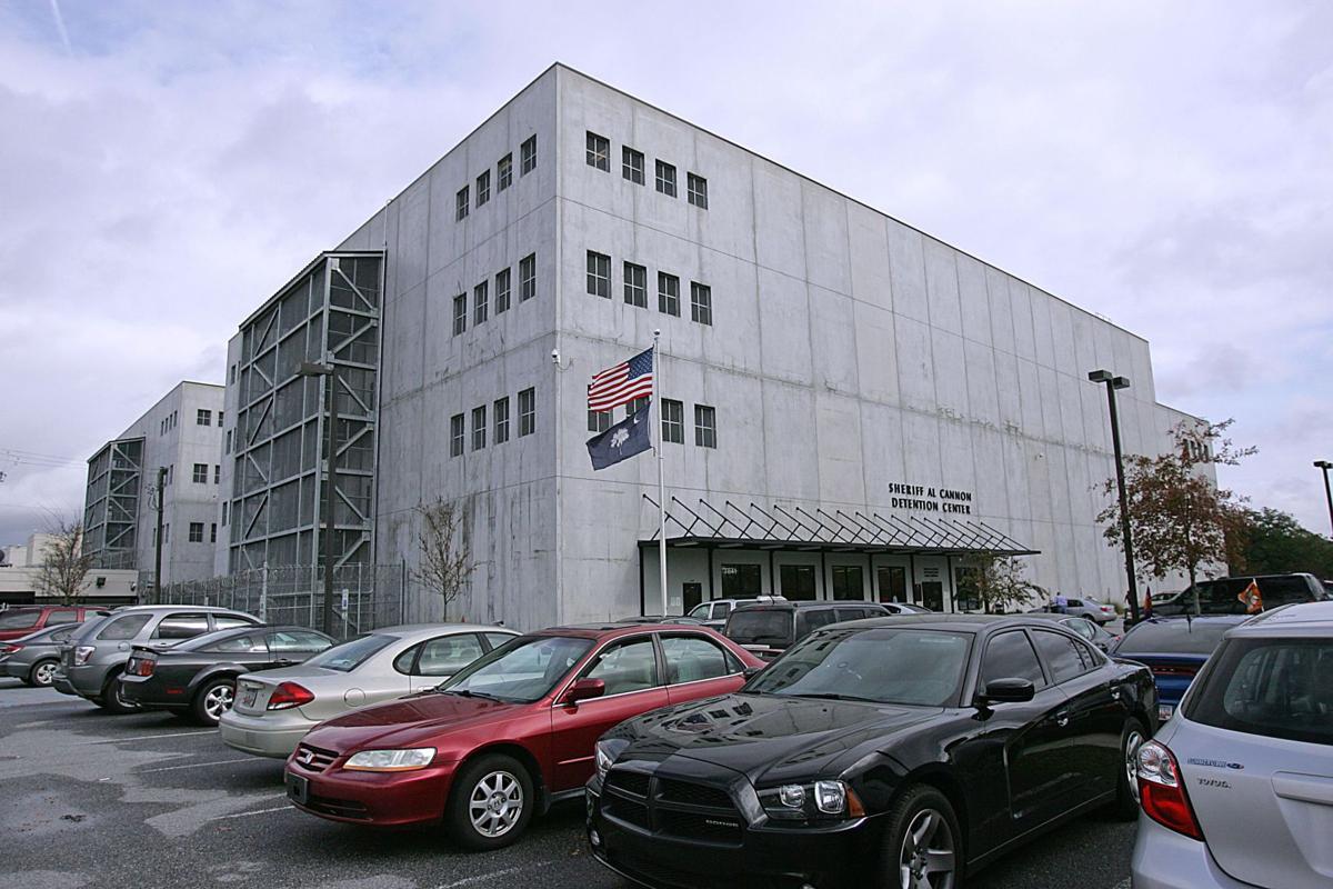 SLED investigating inmate death at Charleston County Jail