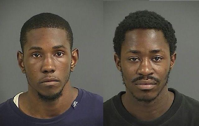 Charleston police arrest two men in Crosstown murder case
