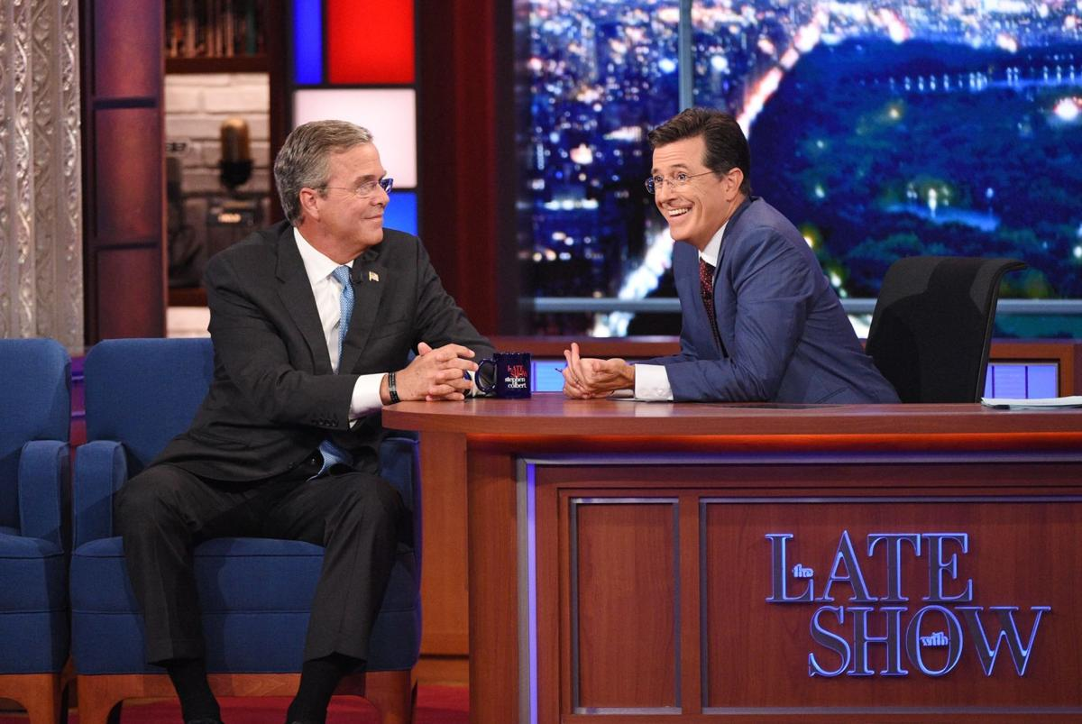 The real Colbert makes debut as 'Late Show' host