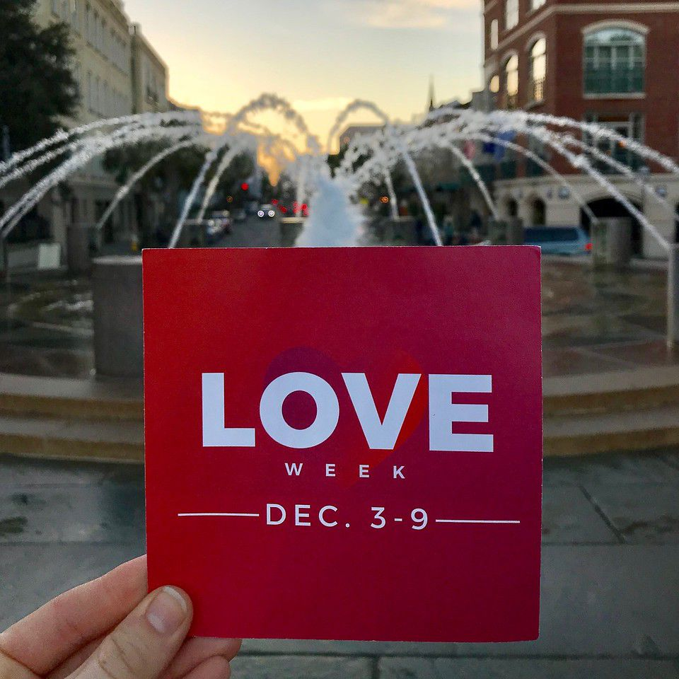 Charleston Love Week Charleston Love Week looks