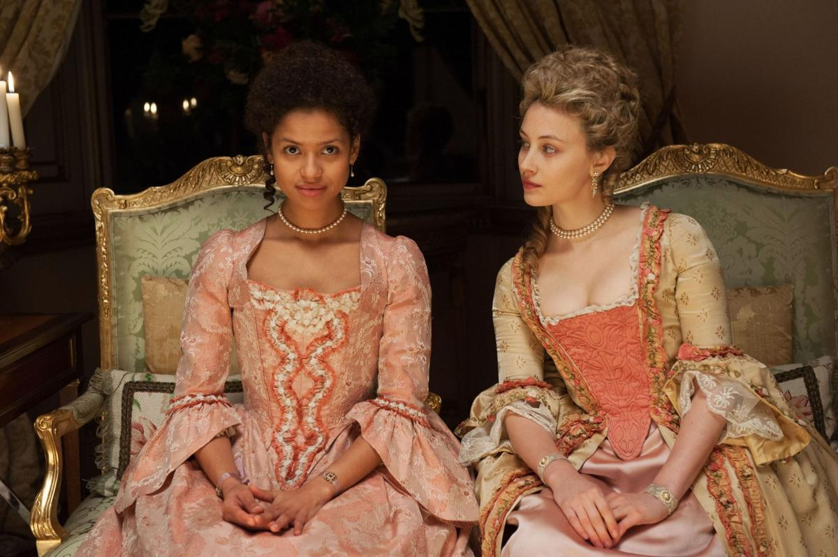 'Belle' a costume drama with a new face