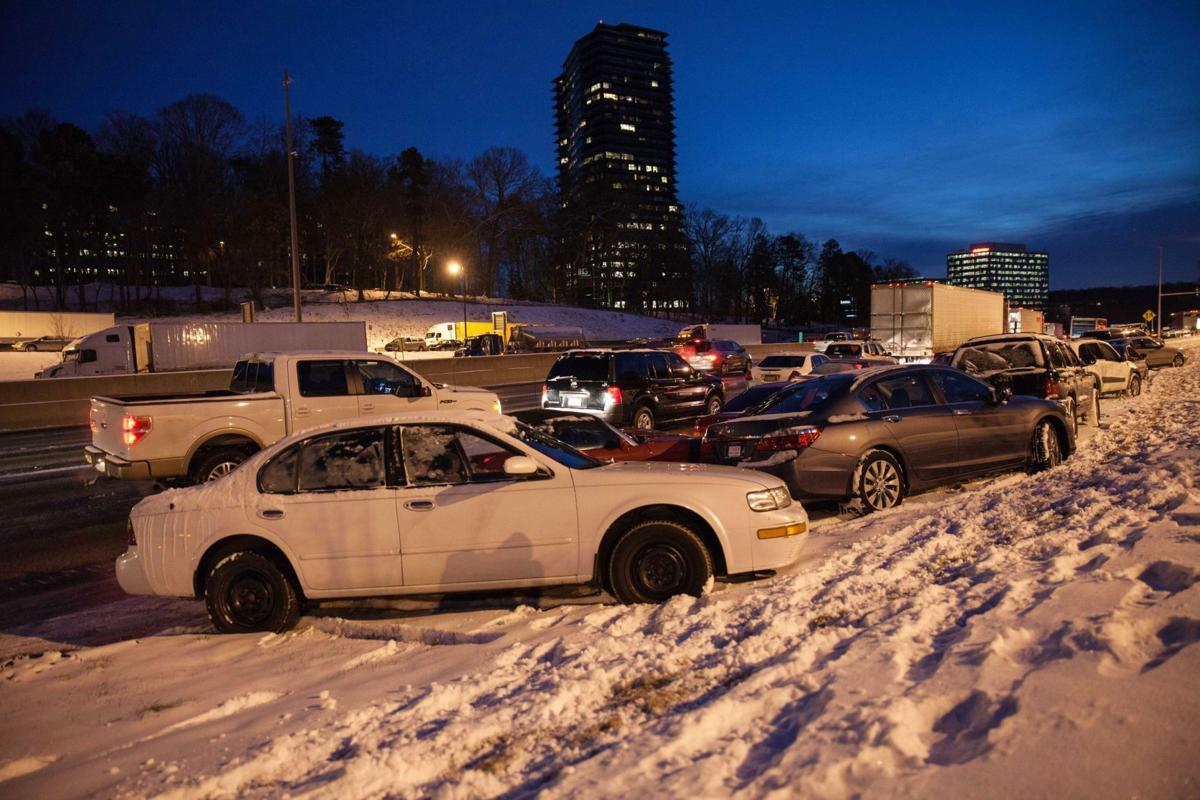 Where's my car? Storm clean up underway in Atlanta (has video)