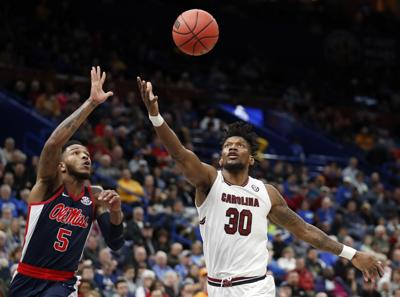 SEC Mississippi S Carolina Basketball
