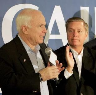 McCain, Graham plan Town Hall