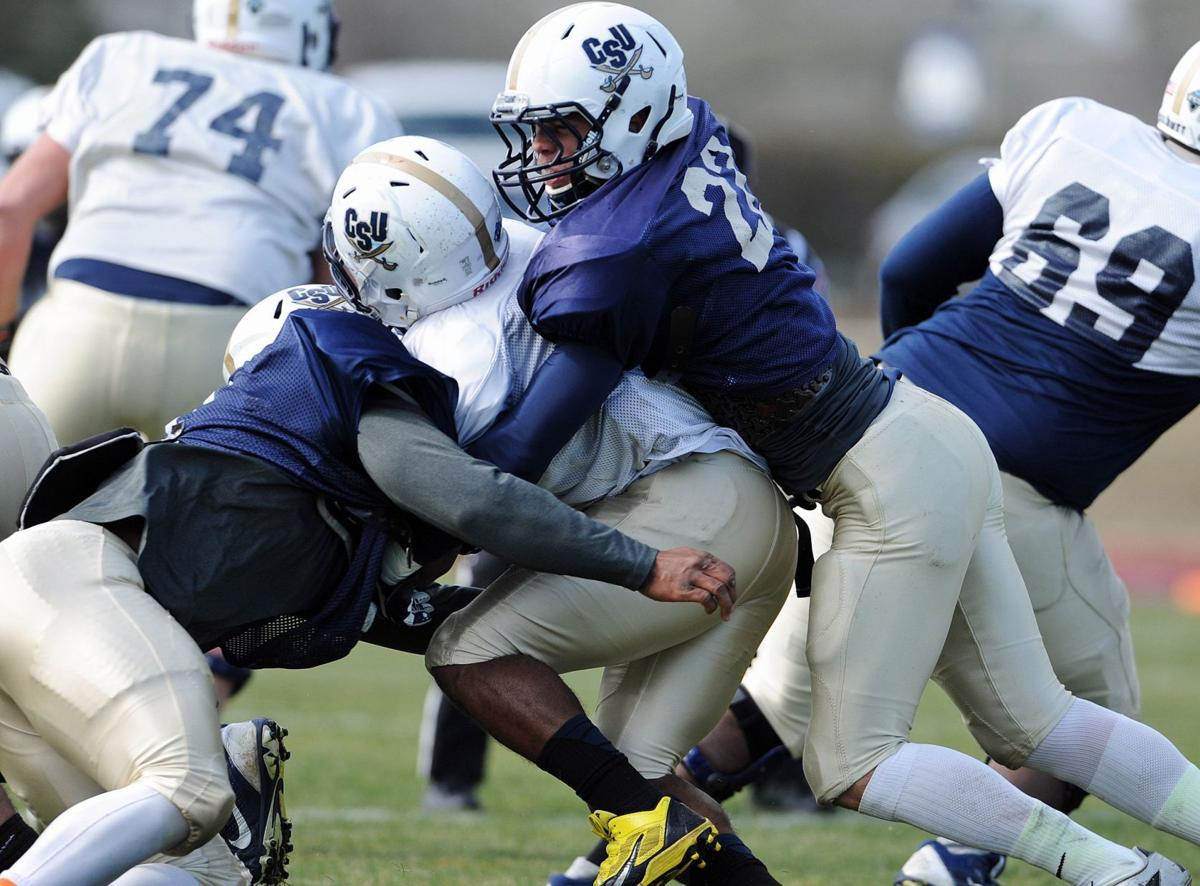 CSU defense stands out in annual spring game