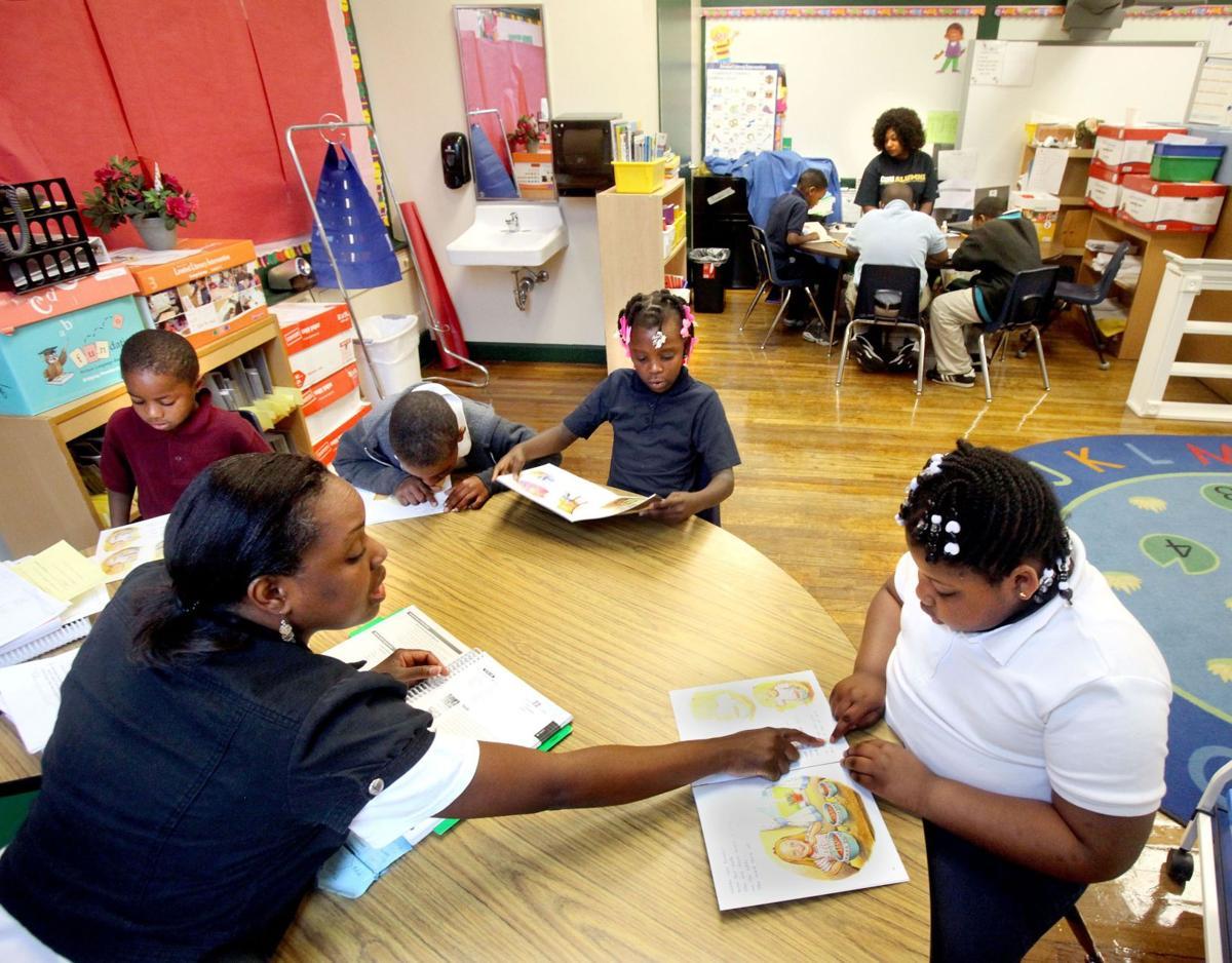 New North Charleston schools closer to reality