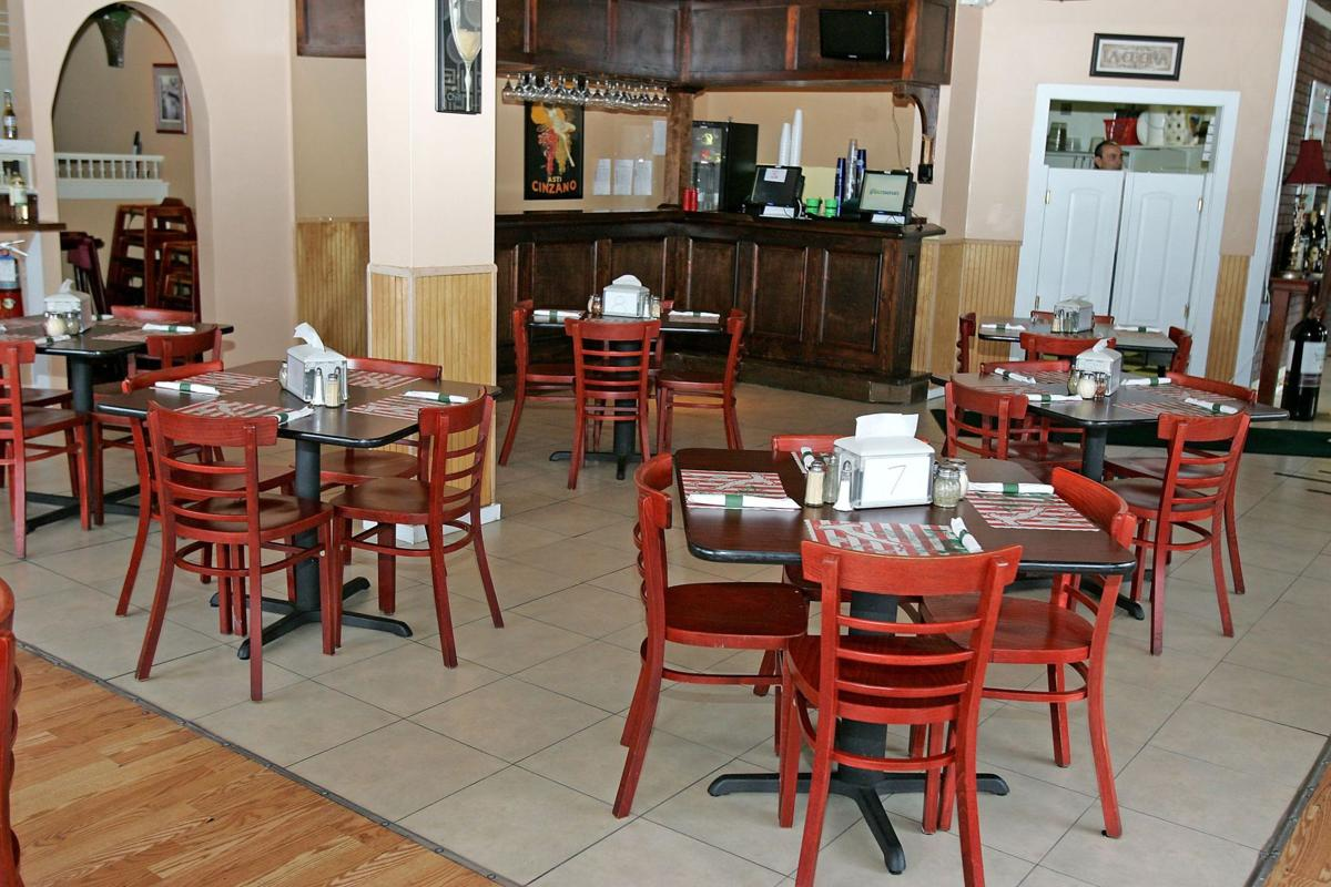 Restaurant Impossible takes over Valentino's