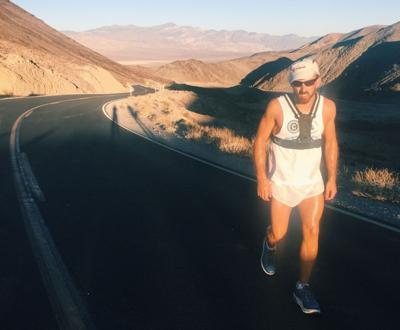 Citadel's LeMieux finishes 135-mile endurance race through Death Valley in 42 hours