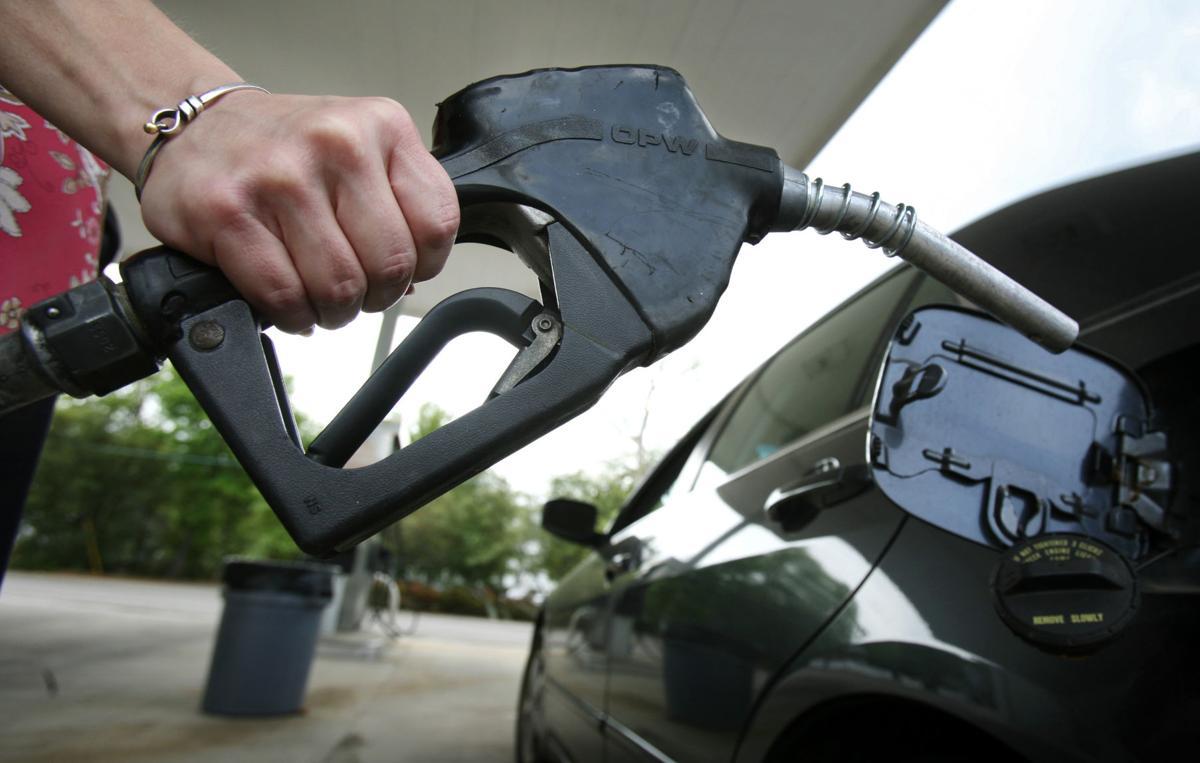 S.C. gasoline prices fall to average $1.96 a gallon
