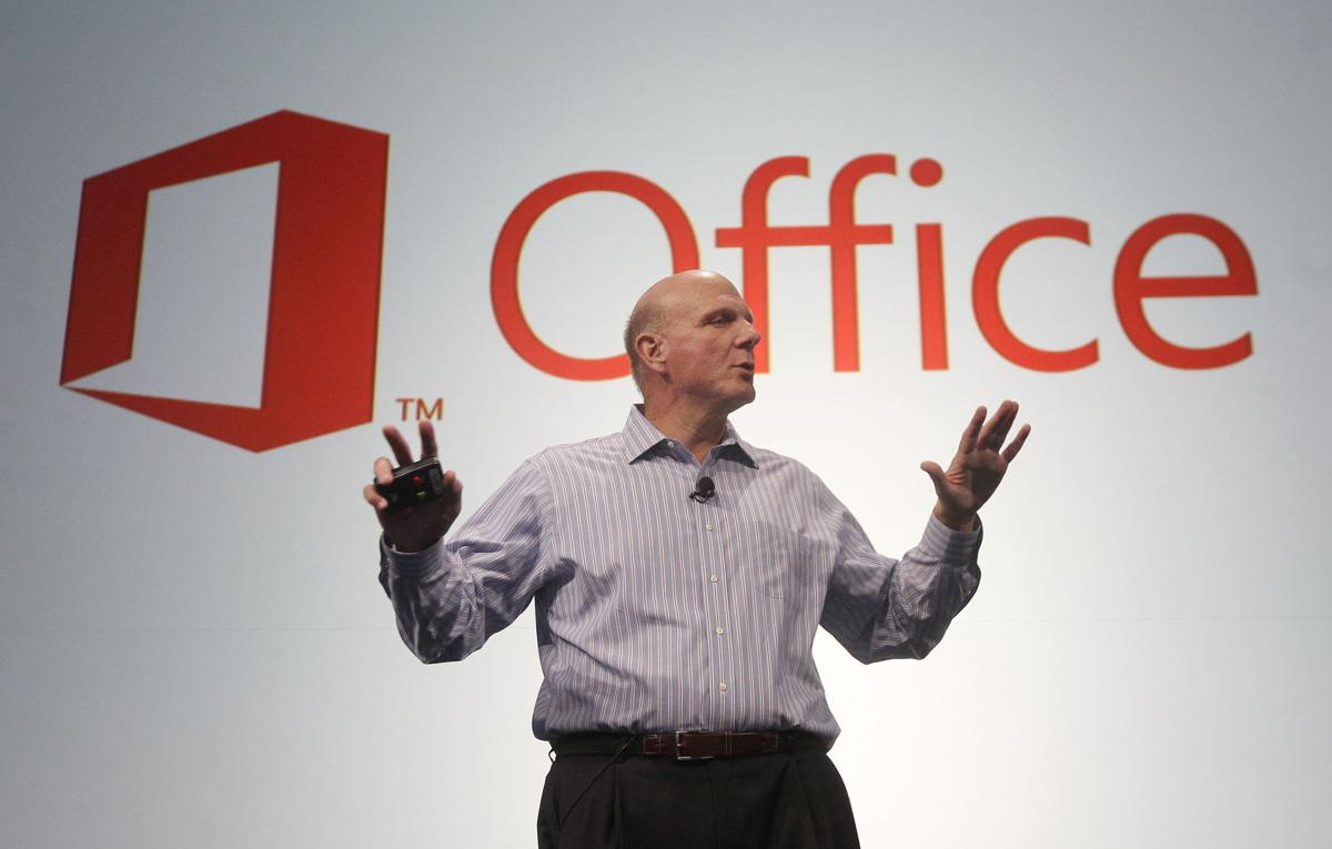 Microsoft revamps Office for tablets, Internet
