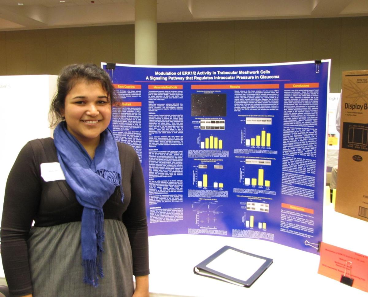 Youths excel in science, engineering fair