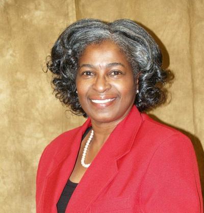 Myra Thompson led the Bible study on June 17