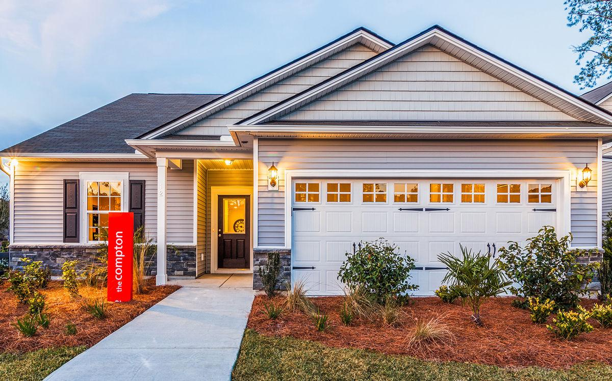 Pulte-Centex opens final phase at Rice Field in Carolina Bay