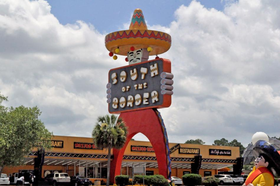 How South Carolina S Famous South Of The Border Still