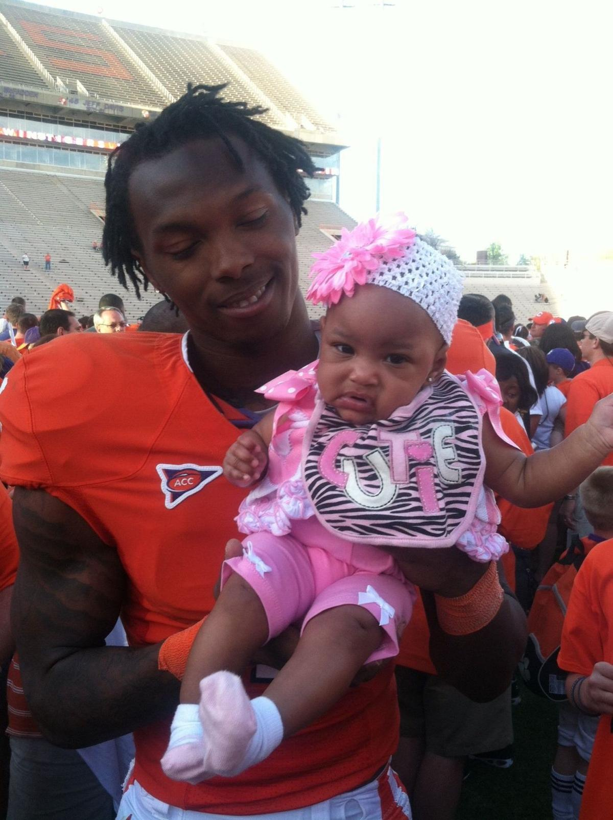 Martavis Bryant drafted by Pittsburgh in fourth round