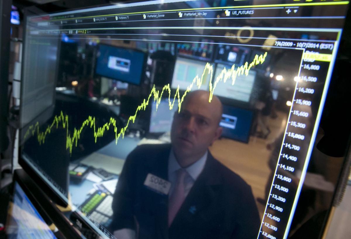 Global turmoil so far hasn't sunk U.S. markets