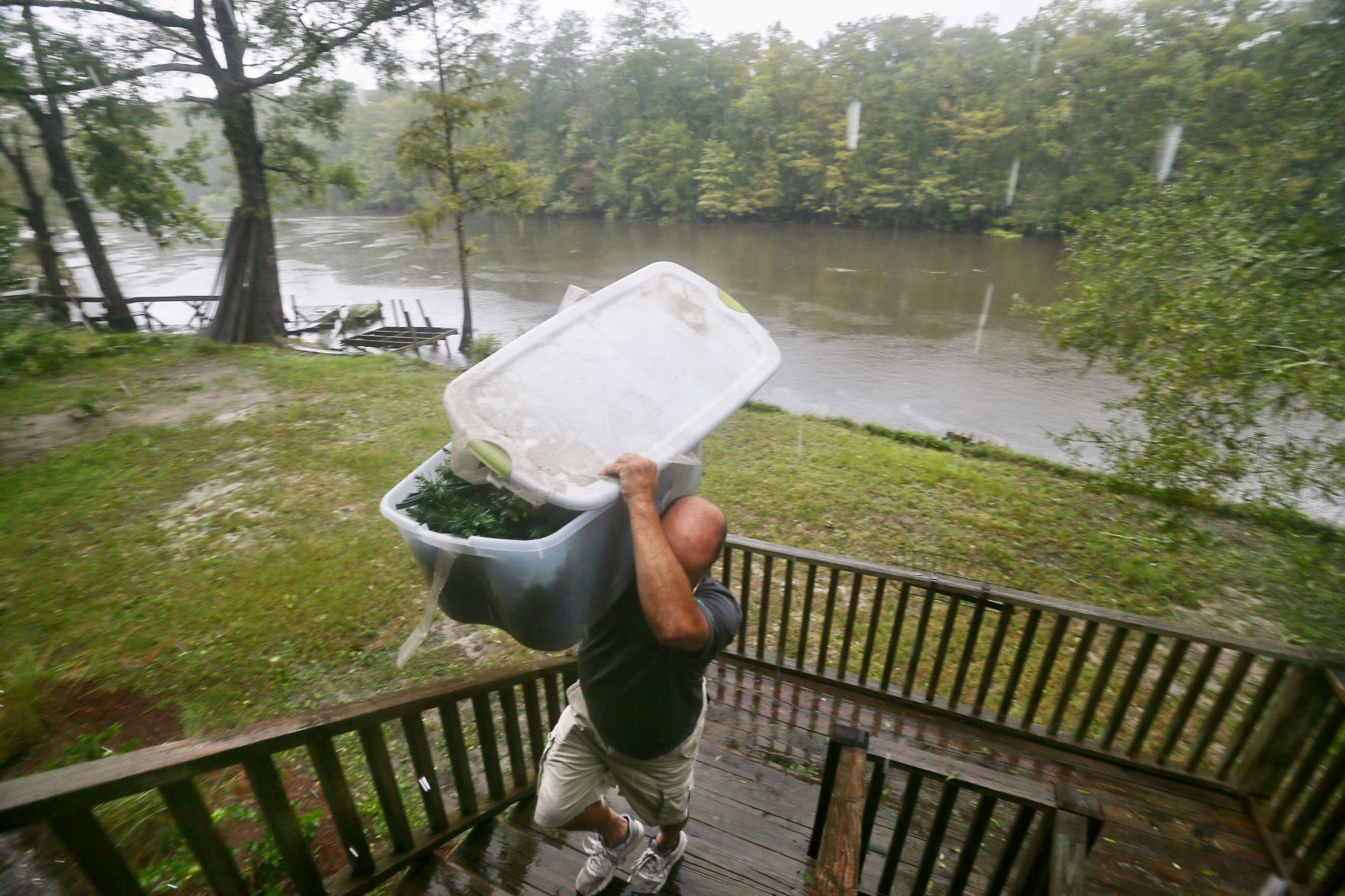 As Florence eyes exit from SC, a tame forecast for Charleston area this week | Post and Courier