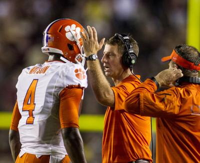Clemson notes: Watson practice to intensify middle of this week