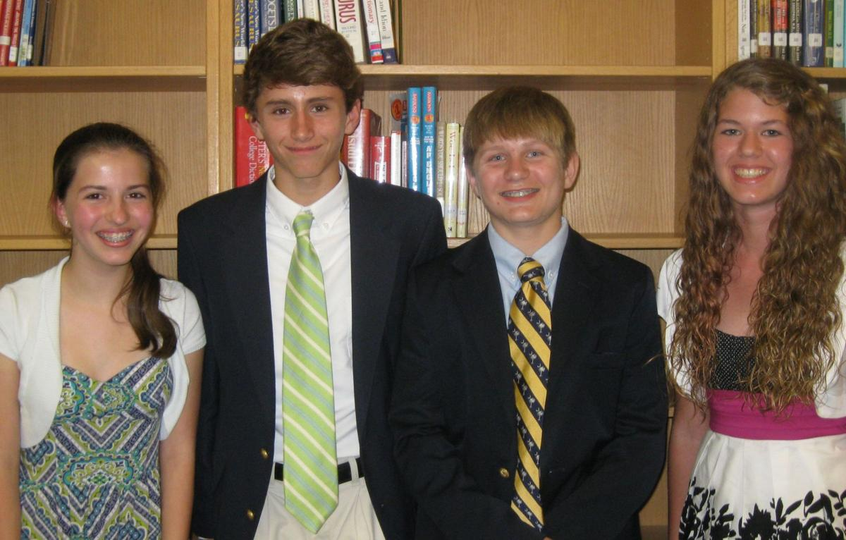Fort Johnson students advance in oratorical contest
