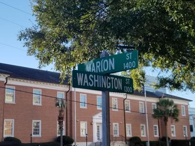 Marion and Washington Streets