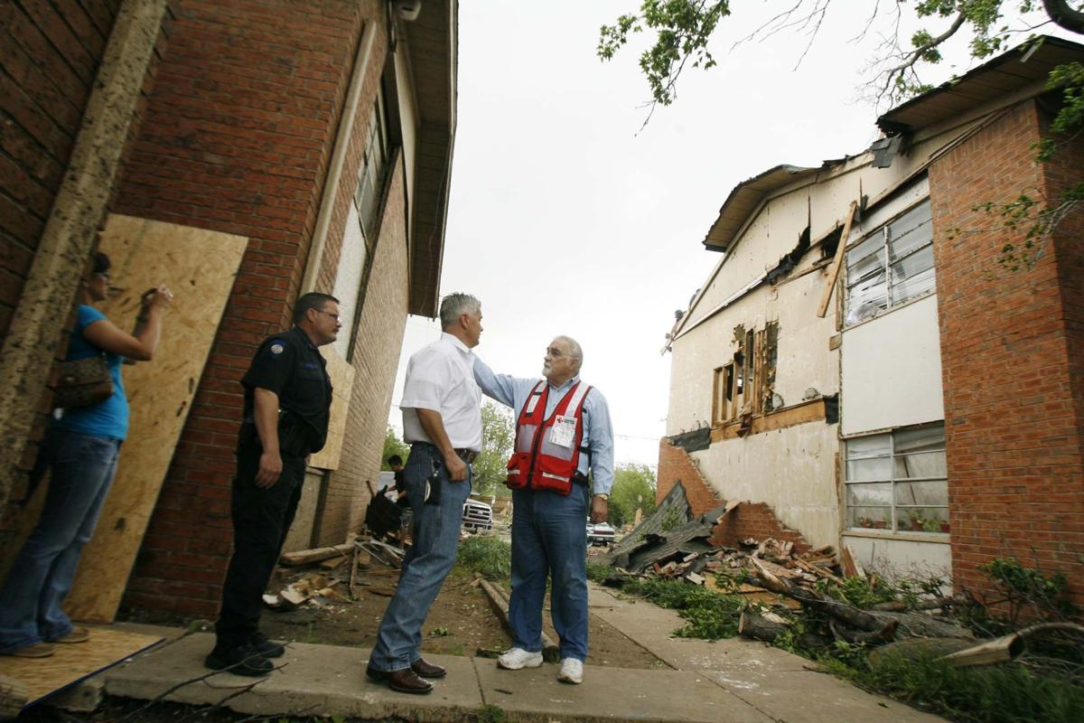 Tornadoes tear into Midwest; more likely