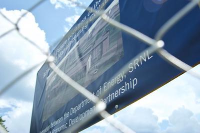 USCA, Advanced Manufacturing Collaborative, Sign (copy) (copy)