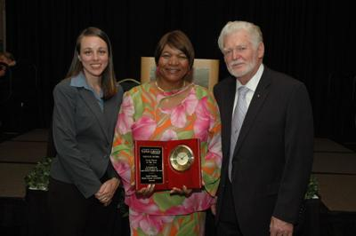 Rivera named Foster Parent of the Year