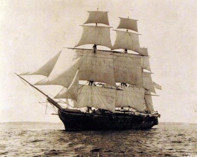 U.S.S. Jamestown