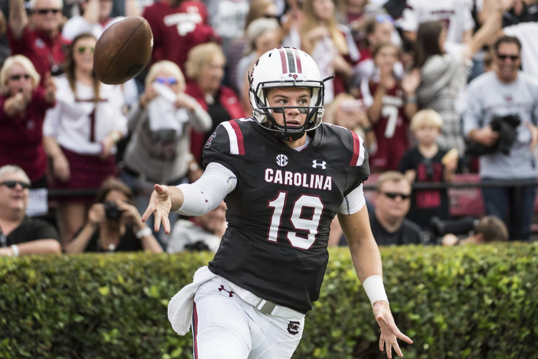 South Carolina football Top 10: Time for Jake Bentley to be great | Post and Courier