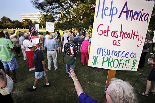 Advocates of health care reform