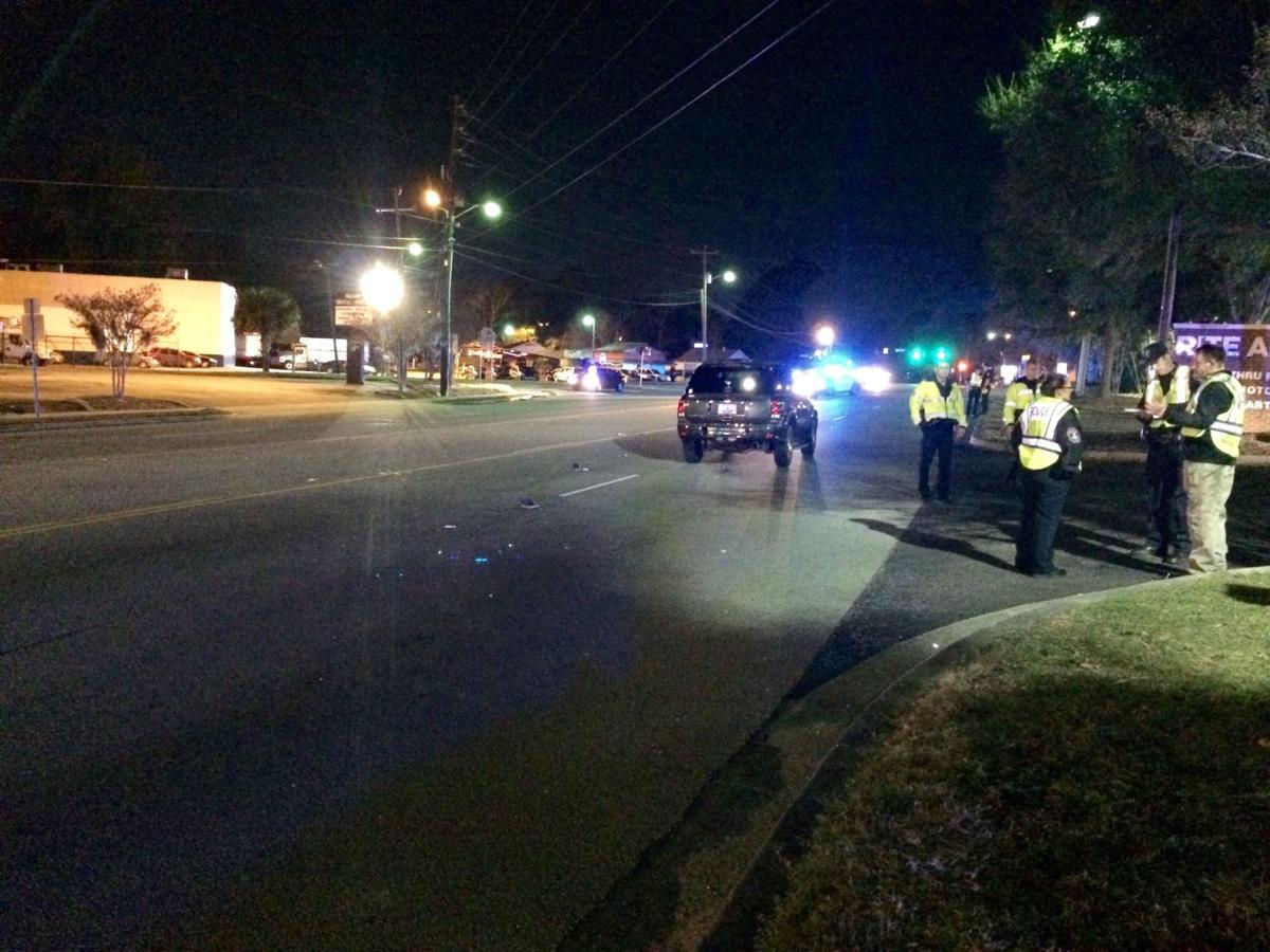 West Ashley pedestrian dies after being struck by car