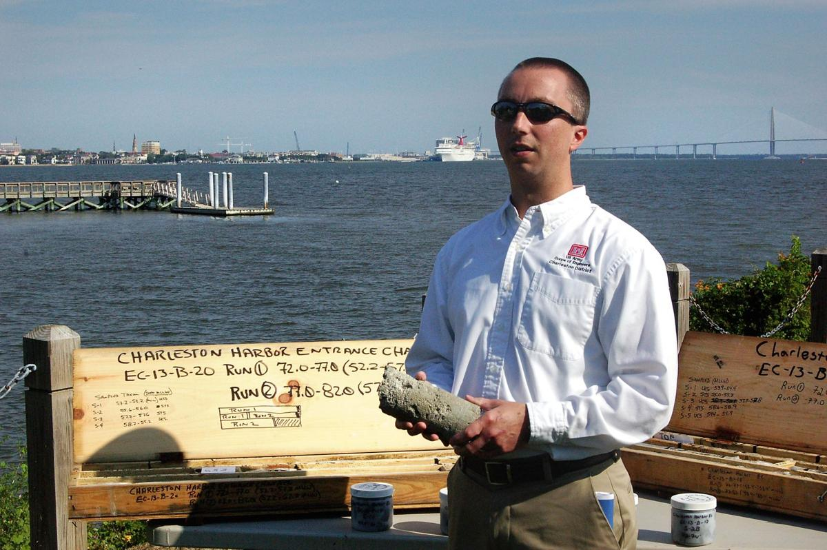 Army Corps announces completion of field work for Charleston Harbor dredging