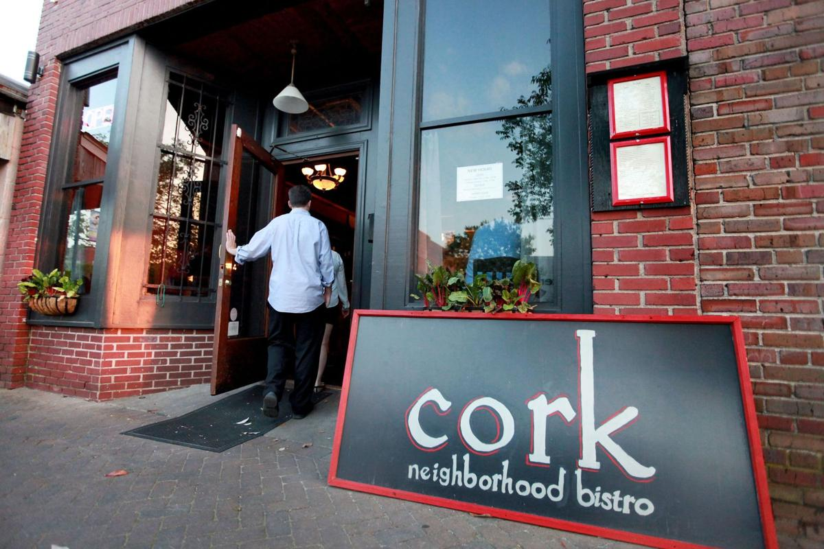 Cork ends fling as Cannon, returns mostly to its roots