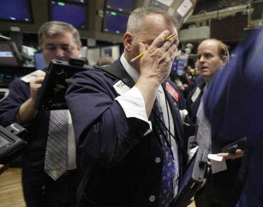 Market 'correction'