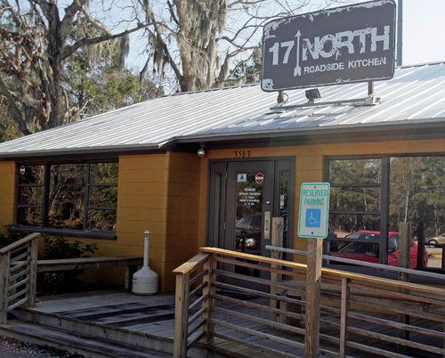 Brett's Roadside Kitchen to open on James Is.