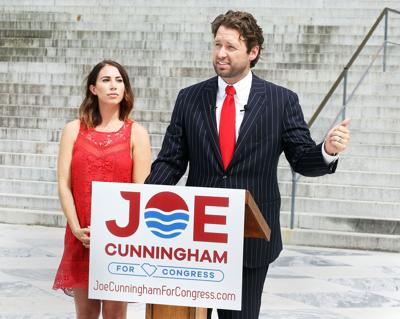 'My unspoken part': Amanda Cunningham reflects on her identity as SC congressional wife