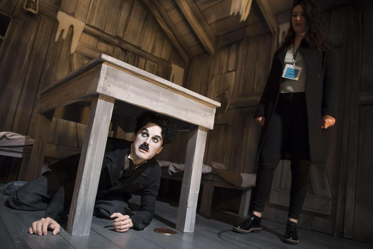 'Chaplin's World' honors legend with first museum