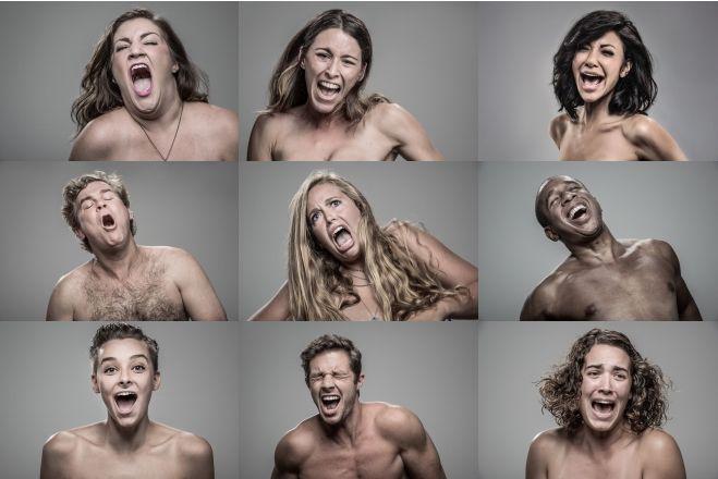 Charleston photographer's shocking stun gun portraits go viral