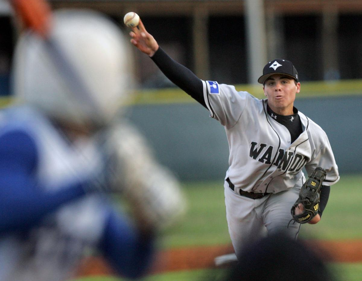 Ex-Wando pitcher Drew Cisco signs with Can-Am League's Ottawa