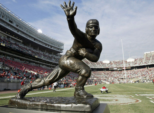 Heisman lore: Past, future S.C. candidates part of grand tradition