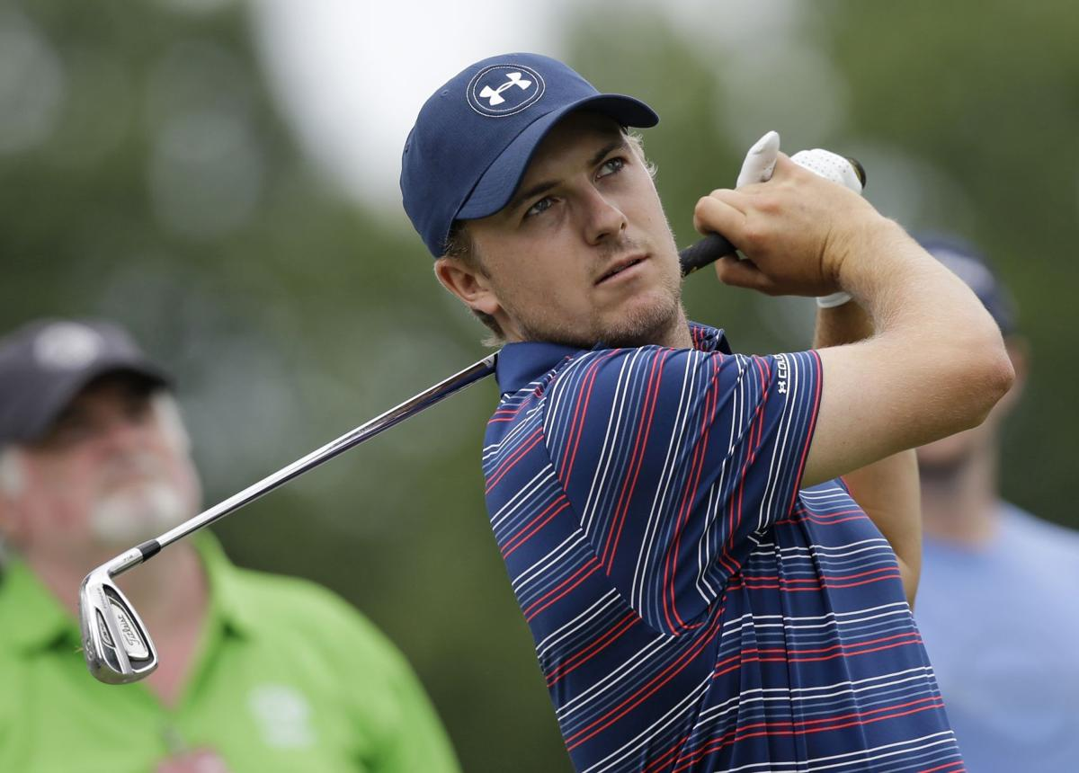 Spieth latest golf star to withdraw from Olympics