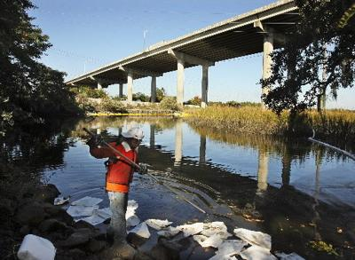 Cooper River impact not likely
