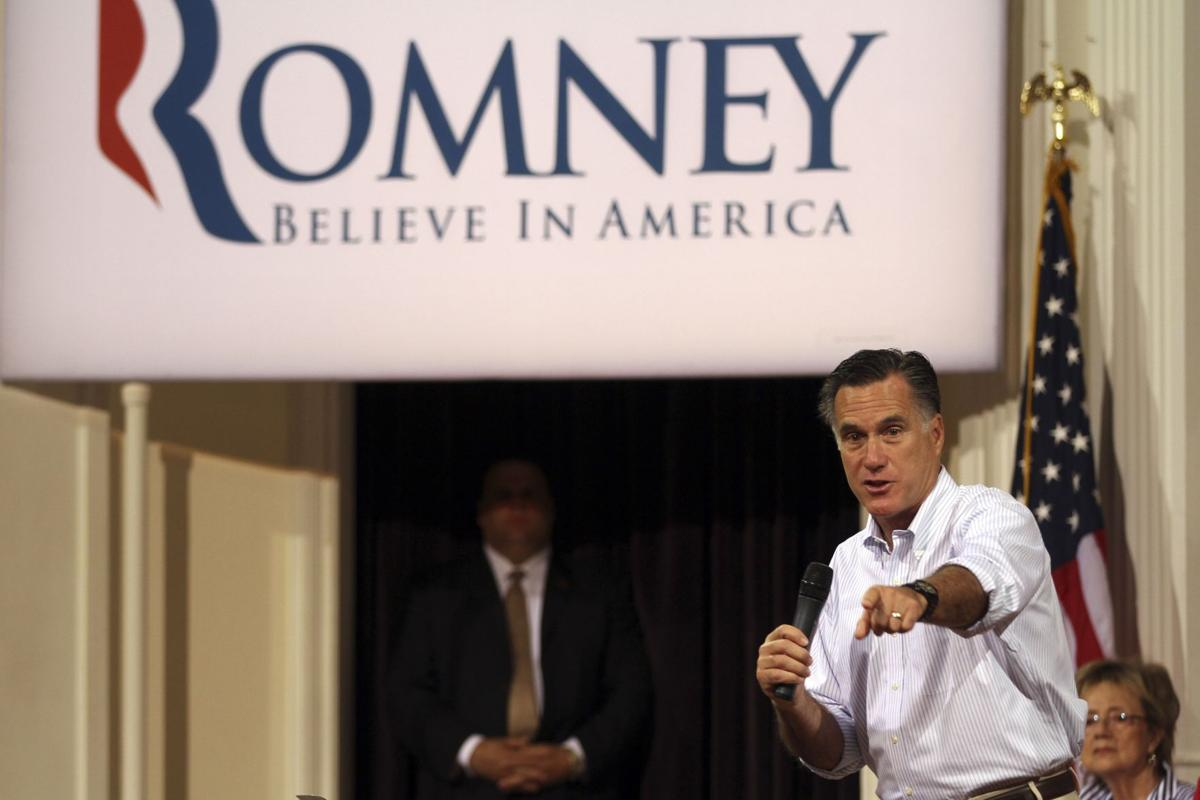 Romney won't try too hard in home state