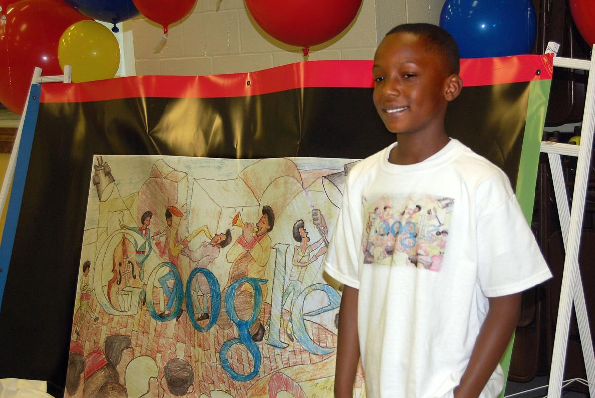 Pupil wins state Google contest