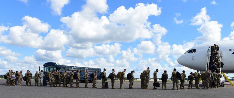 Joint Base Charleston