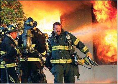 Trapped: The story of nine Charleston firefighters' deaths