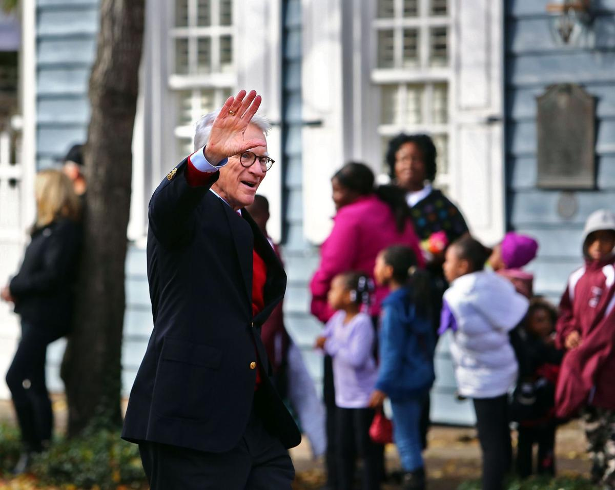 Palmetto Sunrise: Changing faces of new Charleston leadership?